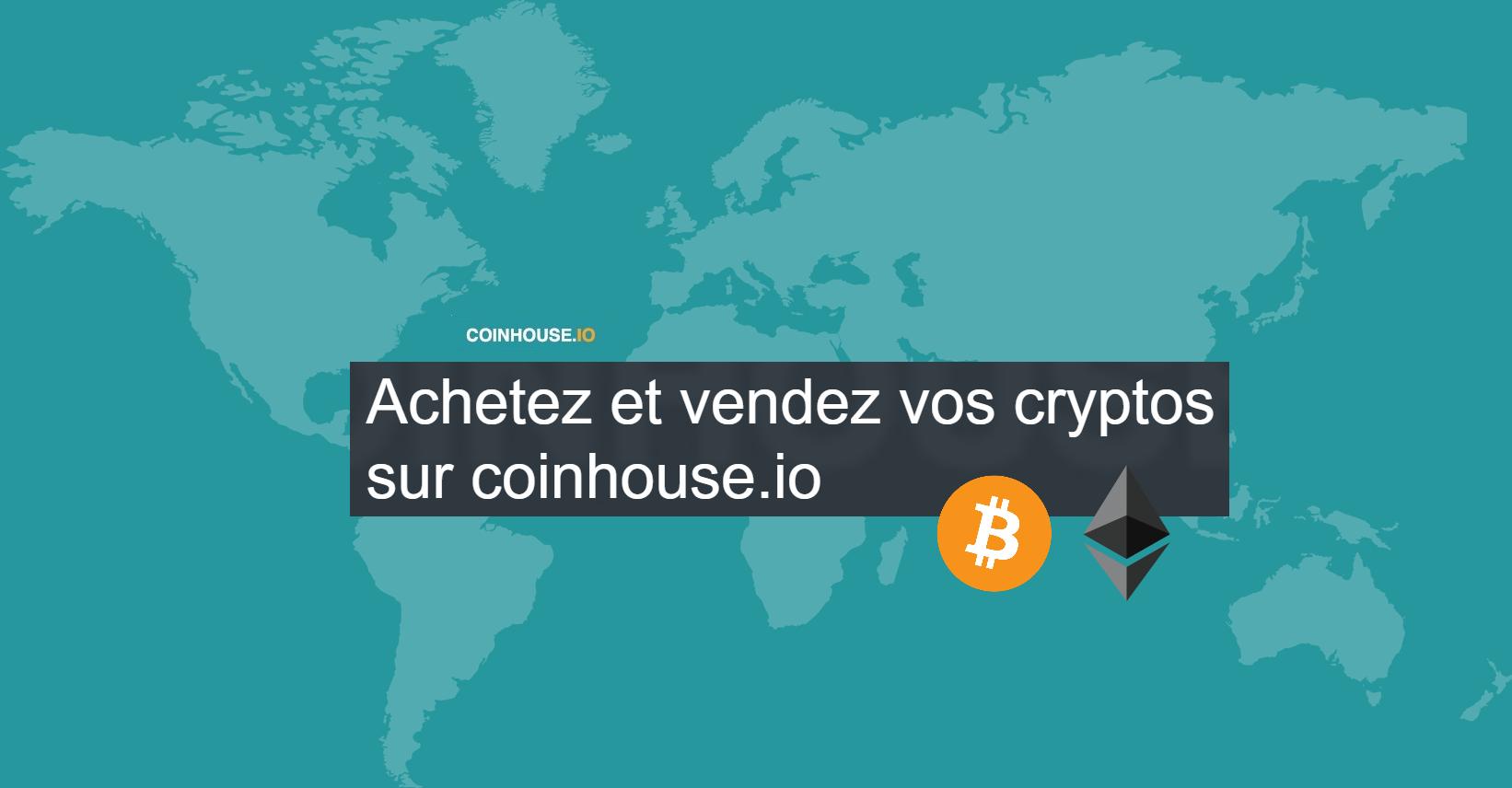 Coinhouse Notre Avis Pour Acheter Des Bitcoins Et Ethers Cryptonaute
