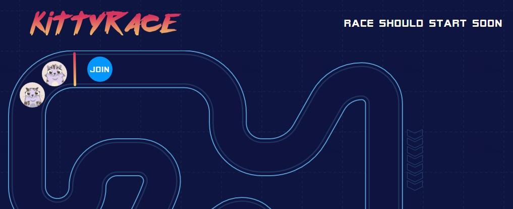 KittyRace : Un nouveau jeu pour faire s'affronter les CryptoKitties
