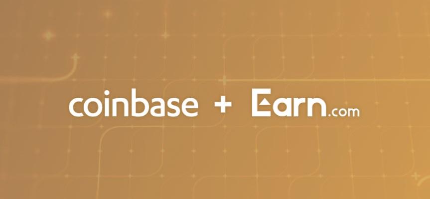 Coinbase rachète la startup Earn pour plus de 100 millions de dollars