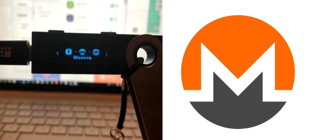 Monero prêt a être pris en charge sur le Nano S de Ledger