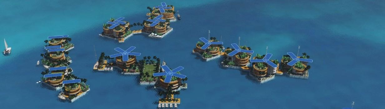 Blue Frontiers : Une ICO pour financer une île artificielle en Polynésie