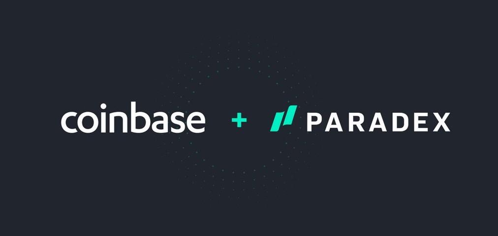 Coinbase s'offre l'échangeur décentralisé Paradex
