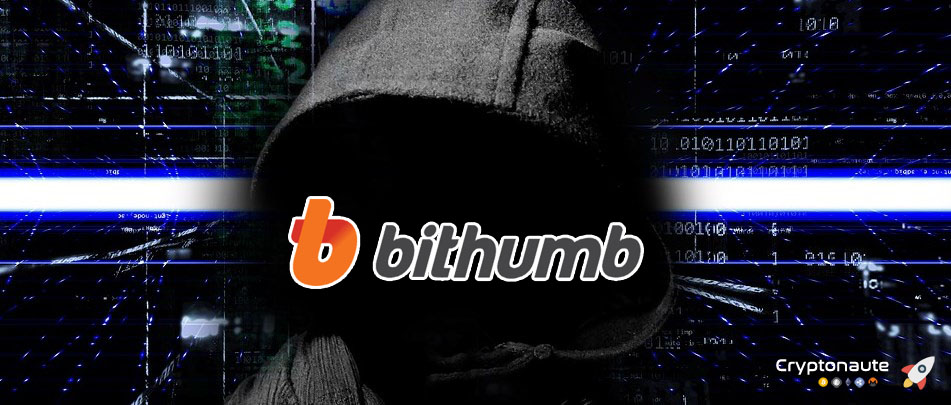 Hack : €27 millions d'euros volés sur Bithumb