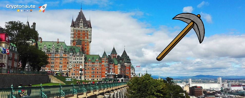 Québec : Une électricité plus chère pour les mineurs de crypto-monnaies