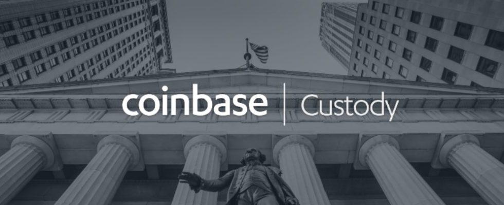 Coinbase Custody séduit un puissant hedge fund ($20 milliards d'actifs)