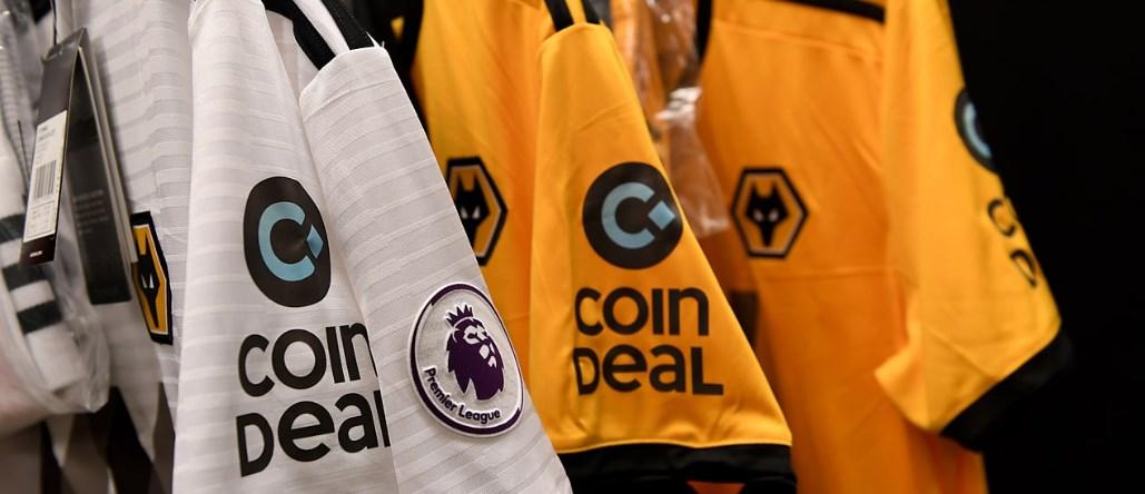 Une équipe de Premier League va être sponsorisée par un échangeur crypto-monnaie
