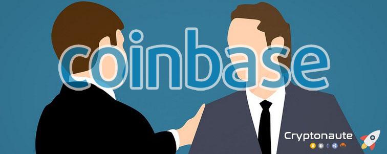 Coinbase embauche un expert de la conformité (Goldman Sachs, Pershing, FDIC…)