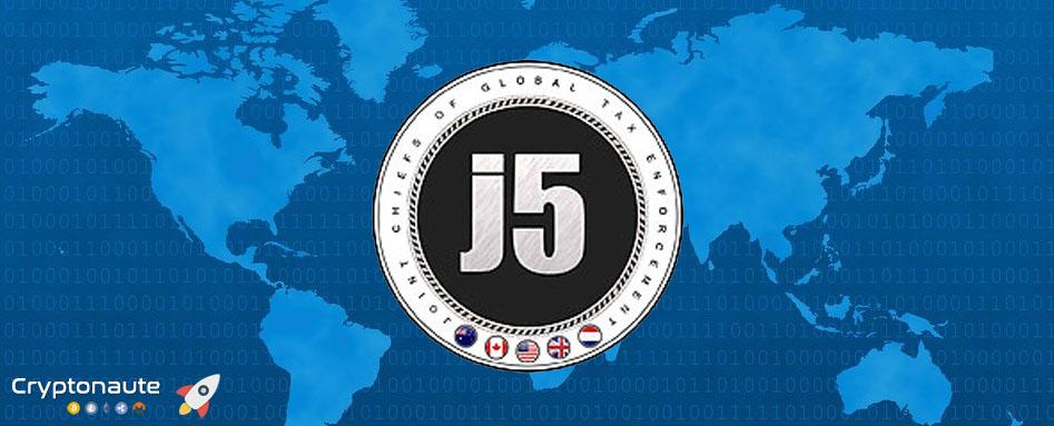 5 pays collaborent pour combattre l'évasion fiscale transnationale (bitcoin concerné)