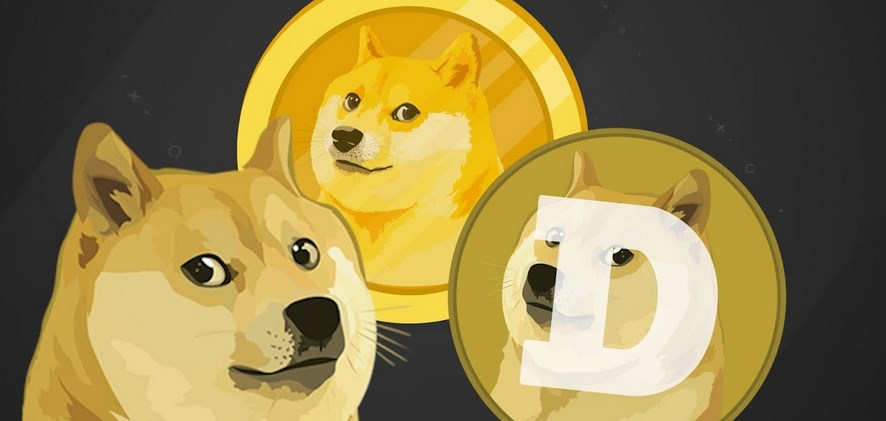 Le cours du Dogecoin s'envole suite à l'annonce de Dogethereum