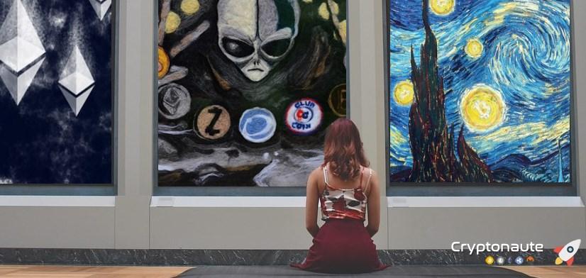Une peinture d'Andy Warhol tokenisée et vendue sur la blockchain