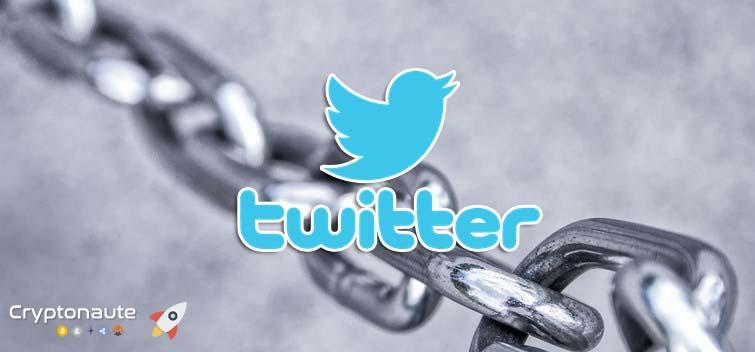 Twitter explore la technologie blockchain afin de lutter contre les arnaques