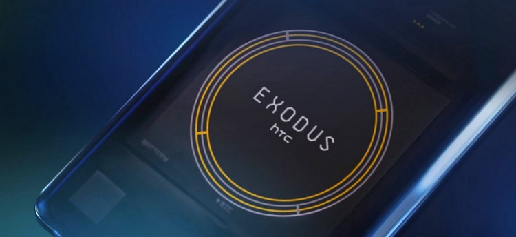 Europe : Les livraisons du smartphone blockchain HTC Exodus 1 retardées