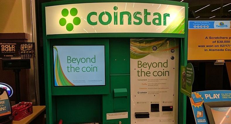 USA : Des machines Coinstar vendent désormais du Bitcoin