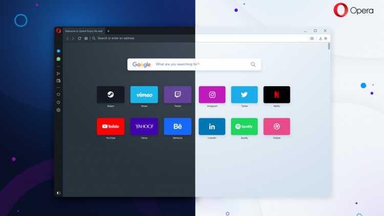 Reborn 3 : Opera lance un nouveau navigateur avec un crypto-wallet