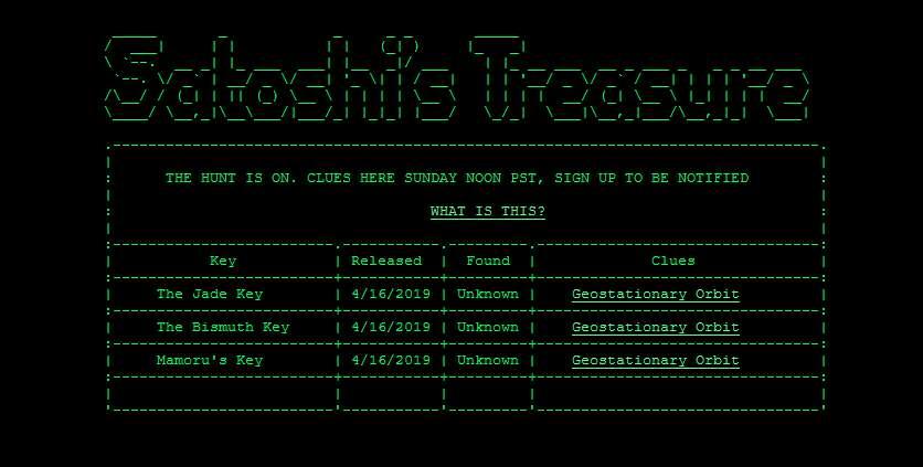 Satoshi's Treasure : Une chasse au trésor avec $1M en Bitcoin à la clé