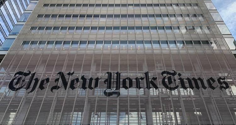 Le NY Times se tourne vers la blockchain pour lutter contre les fake news