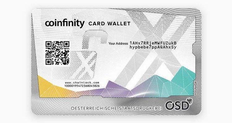 Un grand imprimeur autrichien dévoile un hardware wallet