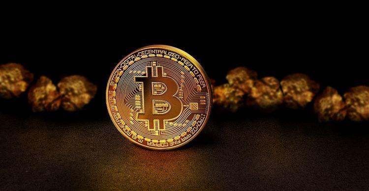 Le cours de Bitcoin fortement corrélé au prix de l'or depuis 3 mois