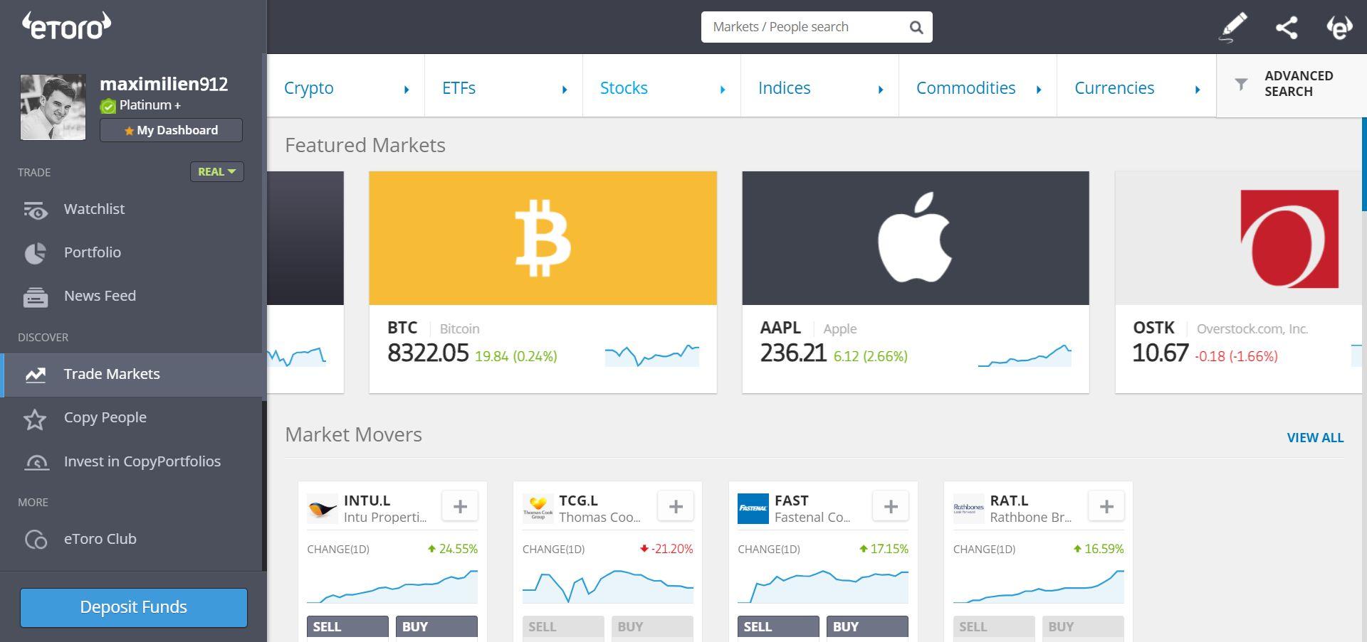 site web pour échanger des crypto-monnaies pas doptions binaires de dépôt