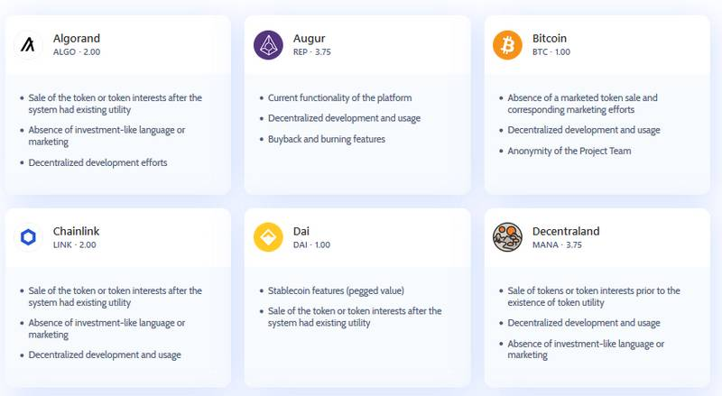 Coinbase, Kraken et Circle créent le Crypto Rating Council