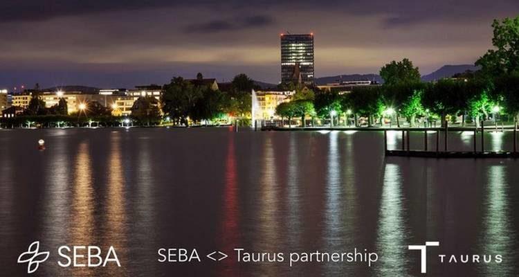 La crypto-banque SEBA adopte la solution custody de Taurus Group