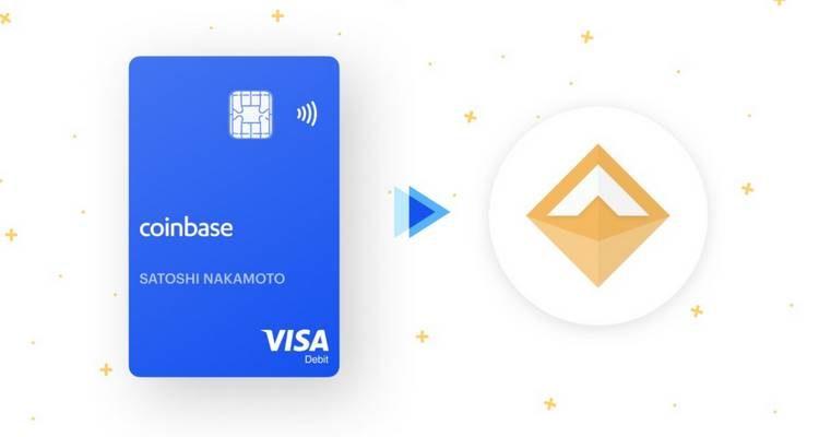 La Coinbase Card désormais compatible avec le stablecoin DAI
