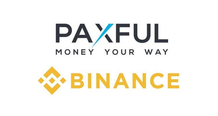 Binance et Paxful s'associent pour faciliter l'achat de bitcoins