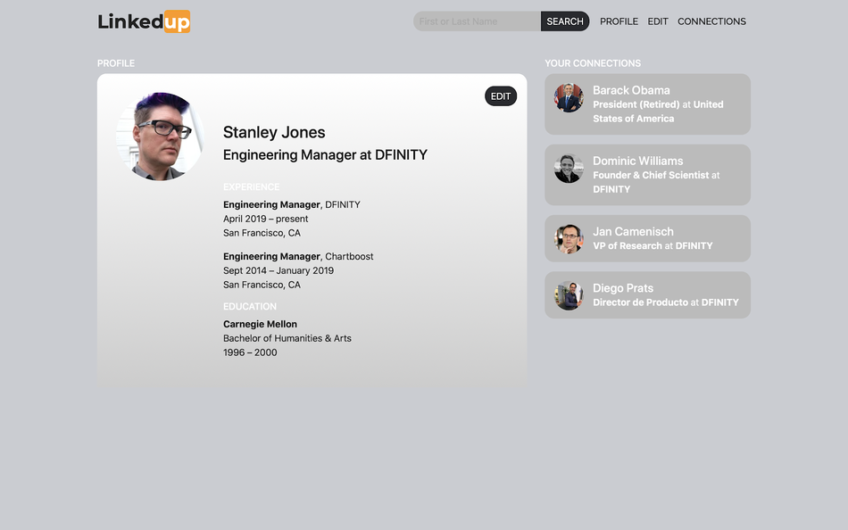LinkedUp : Dfinity dévoile un LinkedIn like décentralisé