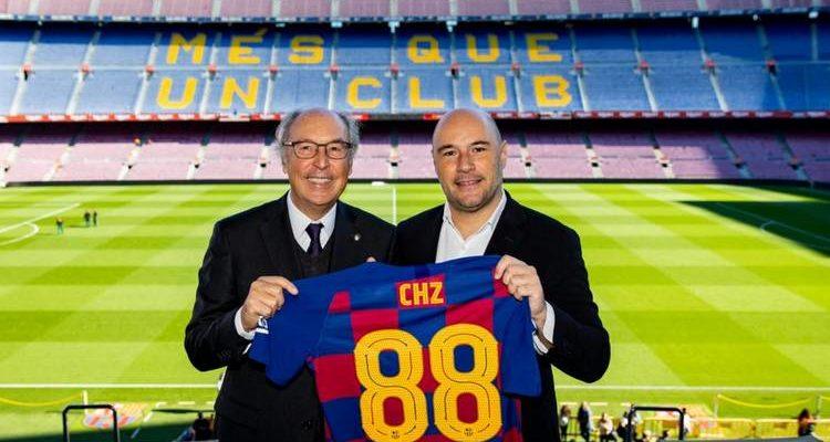 Le FC Barcelone va aussi lancer ses fan tokens
