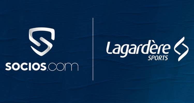 La crypto-startup Chiliz (Socios) s'associe à Lagardère Sports