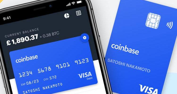 Le courtier Bitcoin Coinbase devient membre principal de Visa