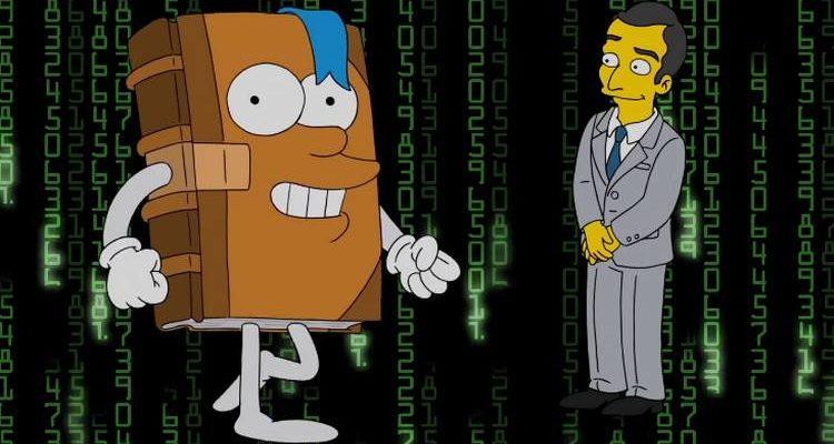 Le fonctionnement des crypto-monnaies expliqué dans les Simpson
