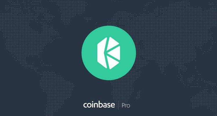 Coinbase Pro prend désormais en charge Kyber Network (KNC)