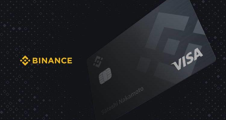 Binance annonce sa propre carte de paiement
