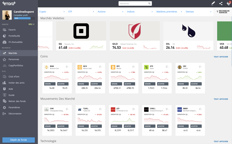 meilleurs sites dinvestissement bitcoin