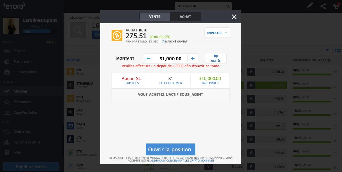 Acheter Bitcoin Cash : 3 Meilleurs Sites Sans Commissions
