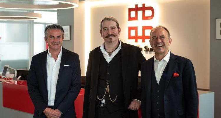 Bitcoin Suisse annonce un tour de financement de série A