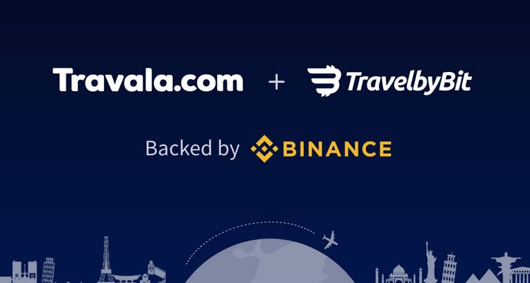 Travel agency Travala and TravelByBit merge