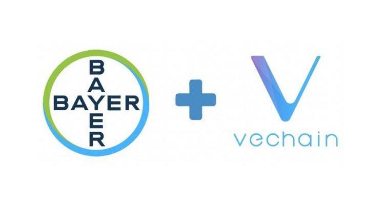 Bayer choisit VeChain pour développer une plateforme blockchain