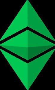 Logo de la crypto ETC acheter crypto monnaie