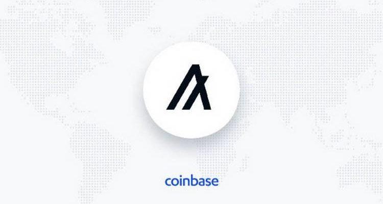 Coinbase liste Algorand (ALGO)