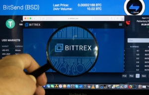 Bittrex broker