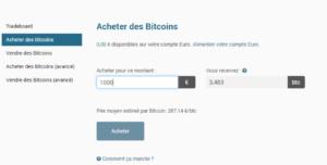 acheter des bitcoins sur paymium