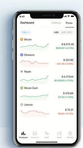 app mobile bitstamp
