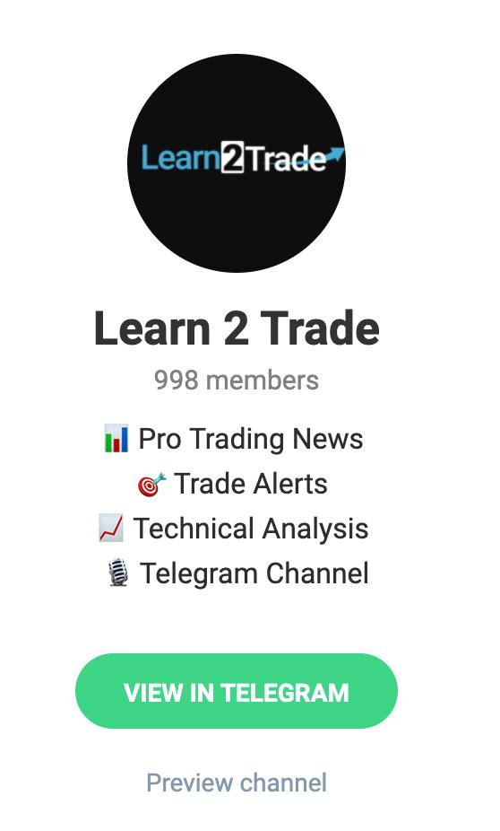 Etape 3 : Commencer à recevoir les signaux de trading via Telegram