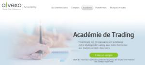 academy alvexo