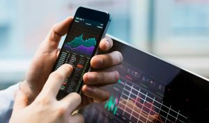Une solution qui met l'accent sur le trading mobile