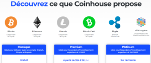 coinhouse complet