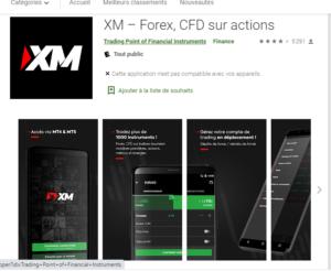 application xm