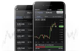 Libertex: meilleure app mobile pour trading des CFD
